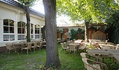 Hotel & Restaurant Bleske, Gartenterrasse