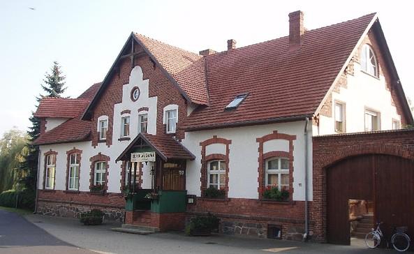 e-Bike-Ladestation im Gasthaus Köhler