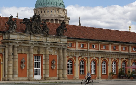 """Guided Walking Tour """"...and Action! - Film Productions in Potsdam"""""""