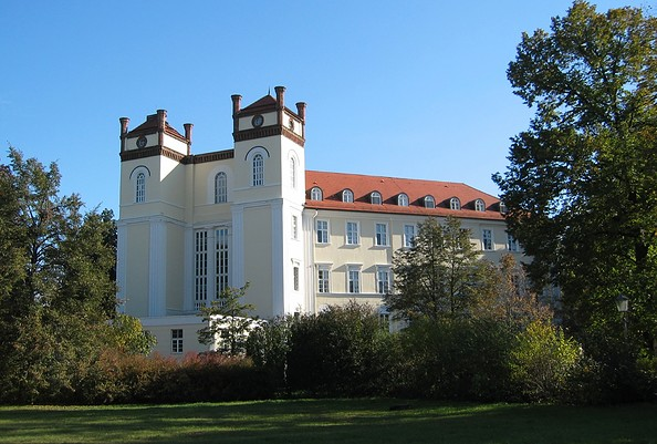Schloss im Schlosspark Lübbenau