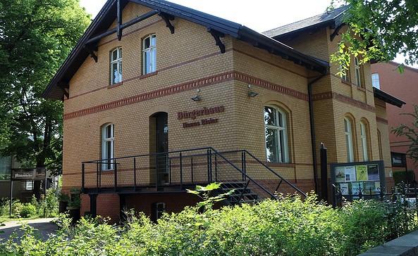 "Bürgerhaus ""Hanns Eisler"", Foto: Tourismusverband Dahme-Seen e.V."