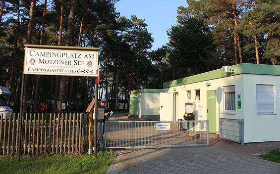 Campingplatz am Motzener See