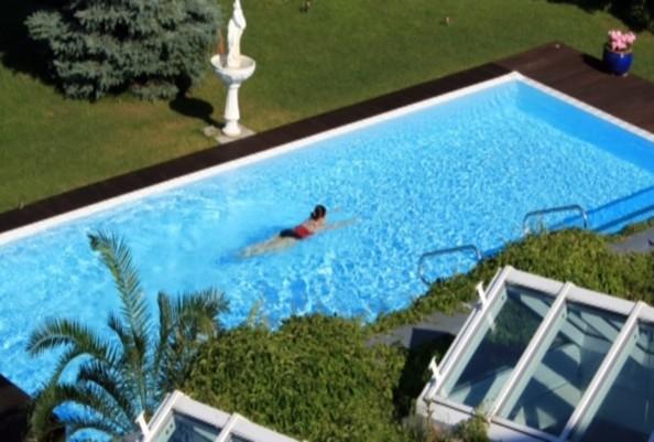 Pool des Hotel & Spa Sommerfeld, Foto: Hotel & Spa Sommerfeld