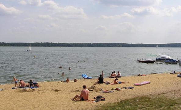 Badestrand am Schwielochsee, Foto: Tourismusverband Seenland Oder-Spree e.V.