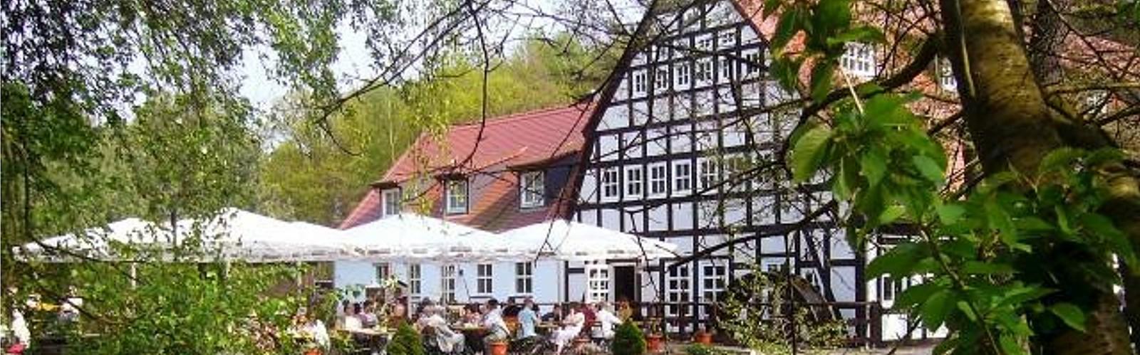 Springbach-Mühle, photo: Springbach-Mühle