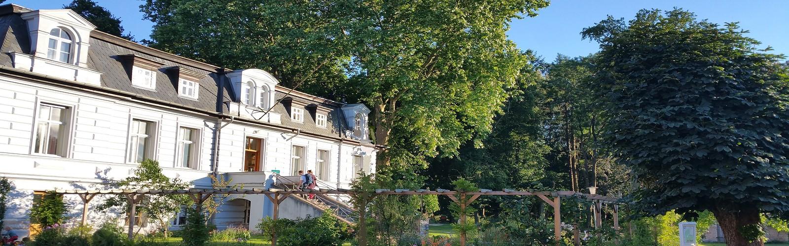 The manor house, photo: Gut Boltenhof