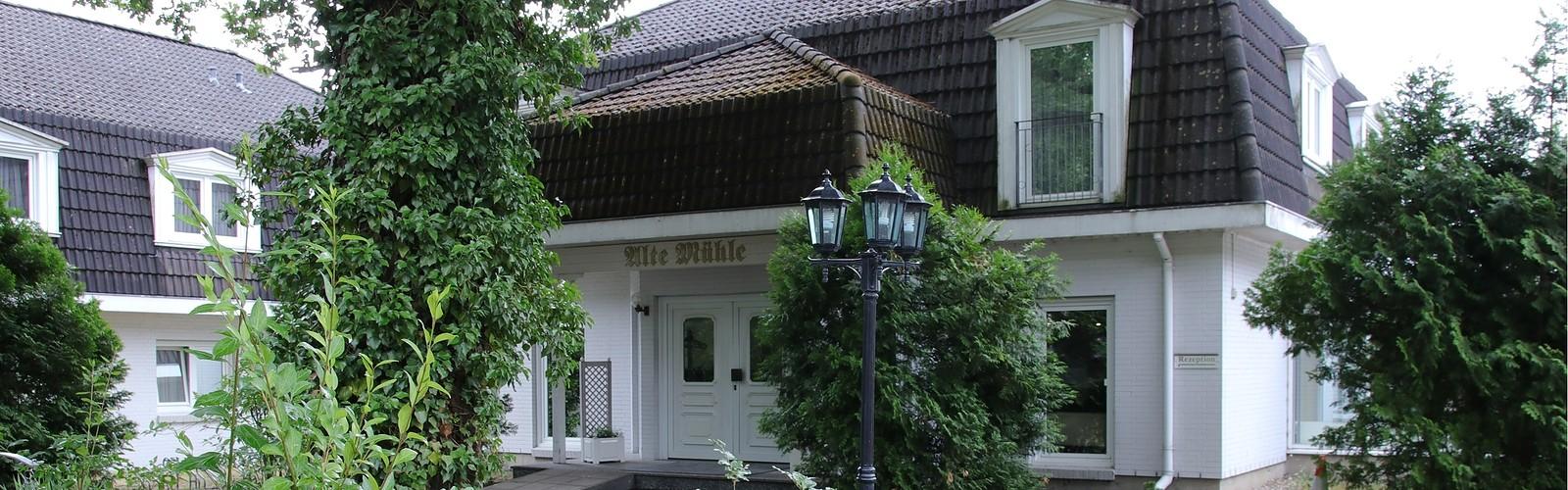 Hotel Alte Mühle, Aussenanlage, Foto: Hotel Alte Mühle
