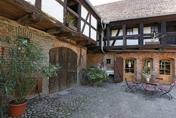 Historischer Innenhof, Fotorechte: Henry Mundt