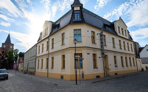 Städtisches Museum Eisenhüttenstadt - Stadtgeschichte