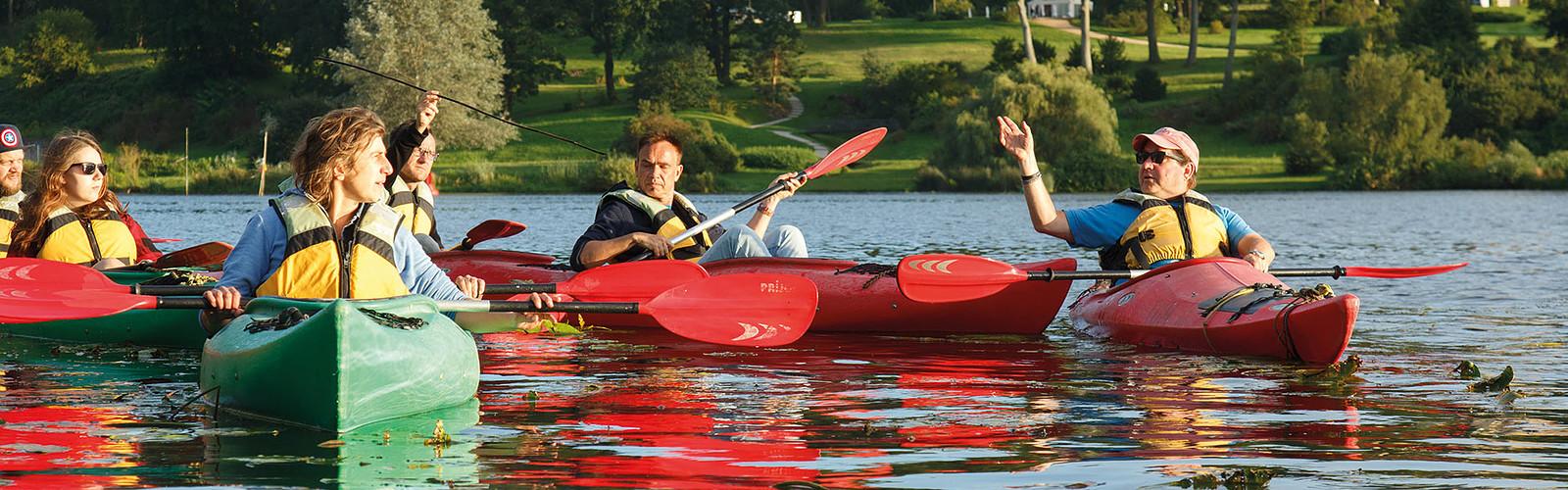 Kayak ® pedales