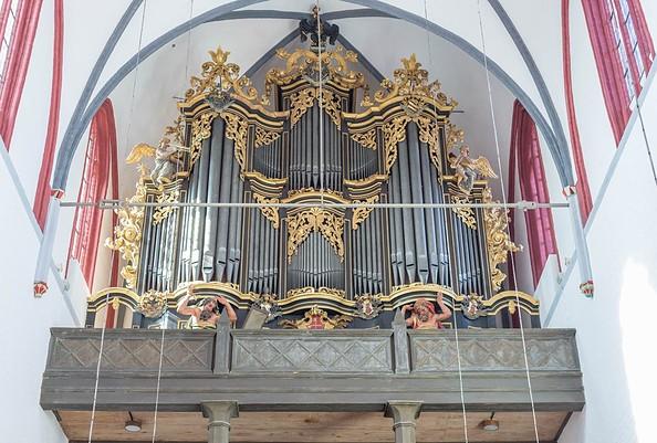 Wagner-Orgel im Dom zu Brandenburg an der Havel, Foto: TMB-Fotoarchiv/Steffen Lehmann