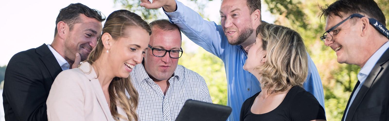 Teamgeist Tabtour , Foto: Teamgeist GmbH