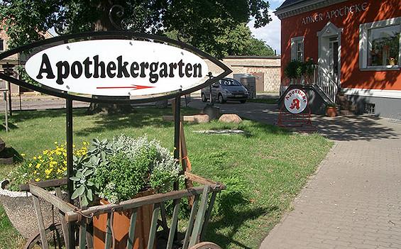 Apothekergarten Milow