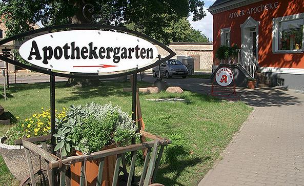 Apothekergarten, Foto: Beatrix Schlegel