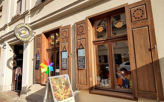 Teehaus Potsdam, tea shop