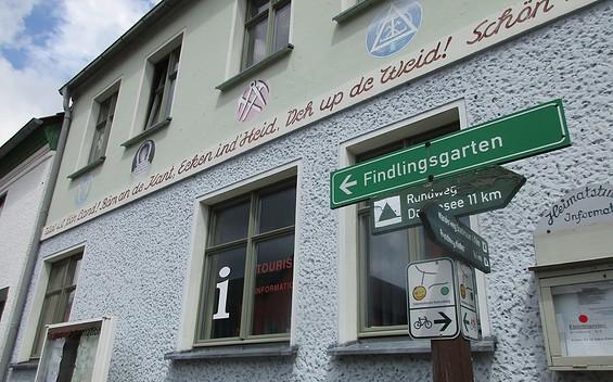 Touristinformation im Heimatmuseum Fürstenwerder