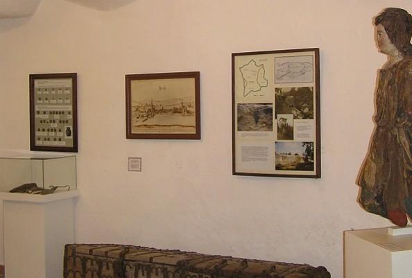 Teilausstellung im Schloss Spremberg