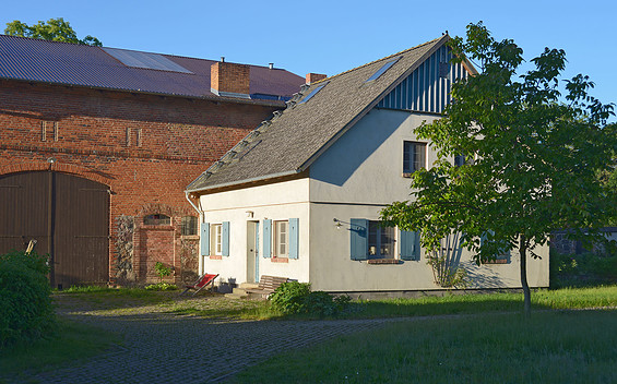 Ferienhäuser auf dem Gutshof Kraatz, holiday apartments