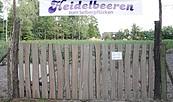 Der Garten, Foto: Heidelbeergarten Kolzenburg