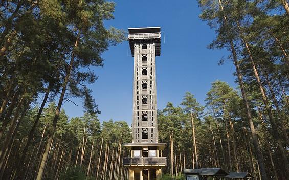 Heidebergturm in Gröden