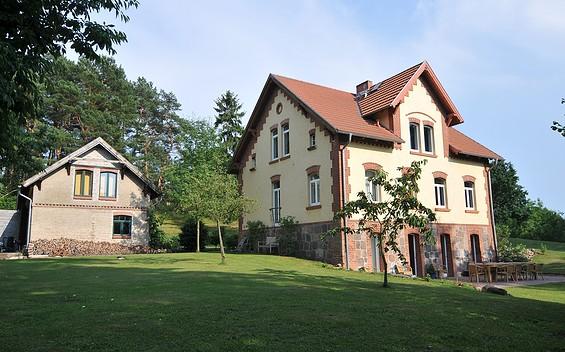 """Das Fischerhaus"" Seminar House"