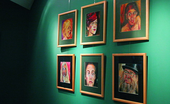 Galerie Wenzel, Foto: Galerie Wenzel