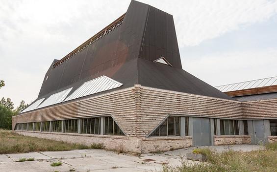 Mendelsohnhalle Luckenwalde