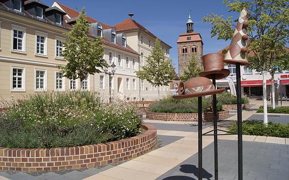 Historischer Spaziergang - Route 2 (Fläming)