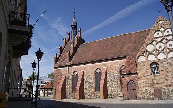 Historischer Spaziergang - Route 1 (Fläming)