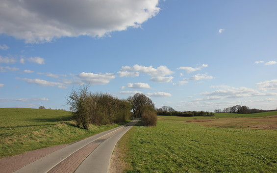 "3. Etappe ""Radweg Berlin-Usedom"": Joachimsthal - Warnitz"