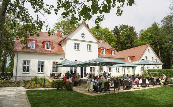 "Restaurant ""Café Wildau"" im Hotel am Werbellinsee"