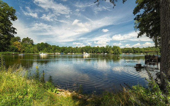 Rundwanderung Werbellinkanal - Rosenbecker See