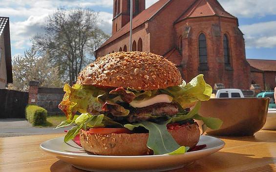 Spieß-Burger - Das Burger-Restaurant in Finowfurt