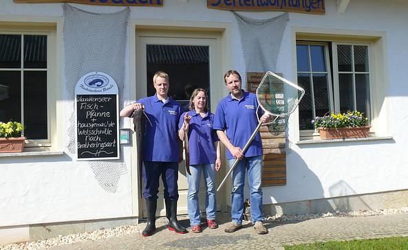 Hofladen der Fischräucherei Brauße, Foto: Olaf Brauße