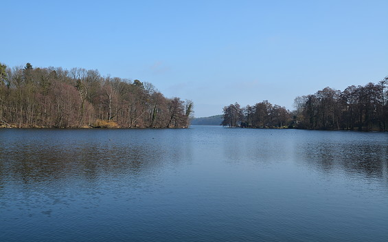 Rundweg Templiner Stadtsee