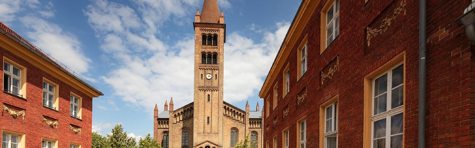 St. Peter und Paul Kirche , Foto: André Stiebitz , Lizenz: PMSG