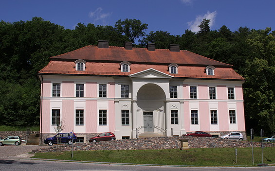 Bad Freienwalde Tourismus GmbH (Kurmittelhaus)