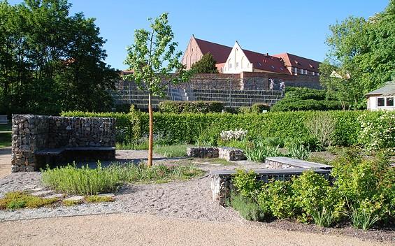 See- und Stadtpark Prenzlau