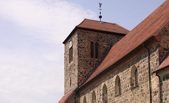 Kirche Falkenhagen, Foto: Michael Schön