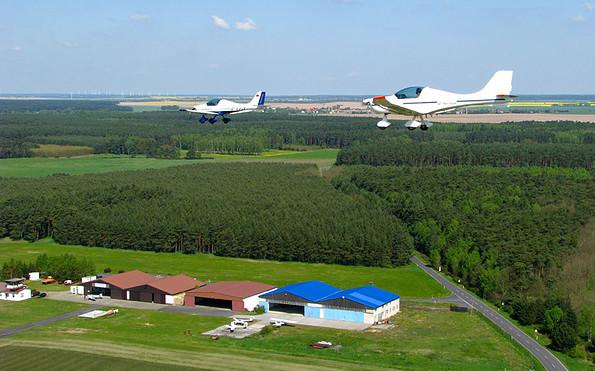 Flugplatz Oehna-Zellendorf / Fläming Air GmbH, Fläming, Zellendorf