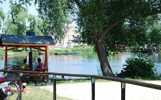 Naturbadestelle Milow