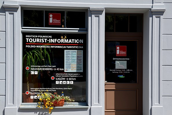 Deutsch-Polnische Tourist-Information Frankfurt (Oder), Foto: TI FF(O)