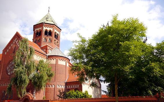 St. Peter und Paul Kirche Nauen