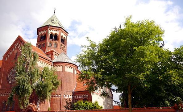 St. Peter und Paul Kirche Nauen, Foto: Tourismusverband Havelland e.V.