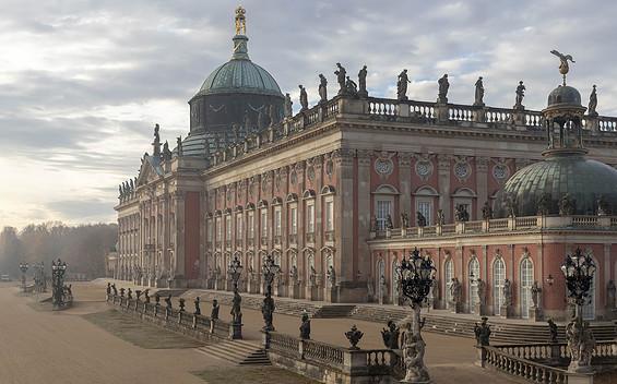 Neues Palais im Park Sanssouci
