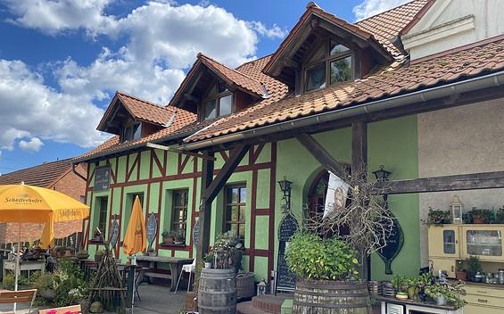 Landgasthof Zum Grünen Baum Ringenwalde