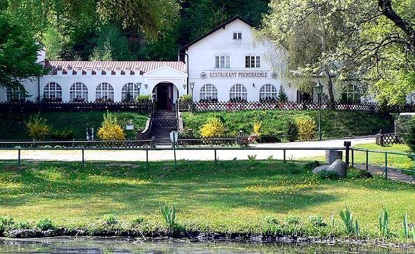 Restaurant Fischerkehle Buckow, Foto: Kultur- und Tourismusamt Märkische Schweiz