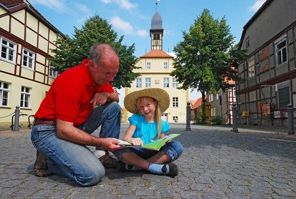 Historische Altstadt Lenzen, Foto: Corporate Art