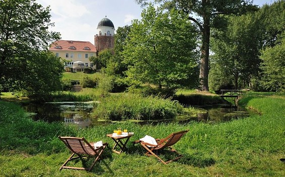 Burgpark Lenzen