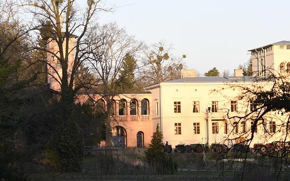 Brauhaus im Krongut Bornstedt